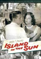 Island in the Sun - DVD movie cover (xs thumbnail)
