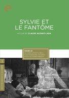 Sylvie et le fantôme - DVD cover (xs thumbnail)