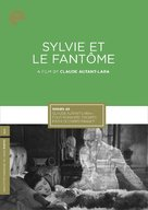 Sylvie et le fantôme - DVD movie cover (xs thumbnail)
