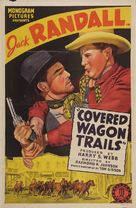 Covered Wagon Trails - Movie Poster (xs thumbnail)