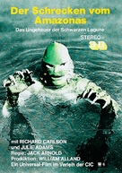 Creature from the Black Lagoon - German Movie Poster (xs thumbnail)