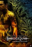 Borderland - DVD cover (xs thumbnail)