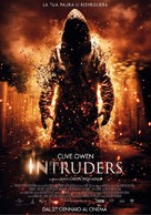 Intruders - Italian Movie Poster (xs thumbnail)