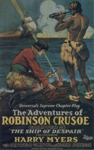 The Adventures of Robinson Crusoe - Movie Poster (xs thumbnail)
