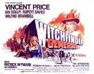 Witchfinder General - British Movie Poster (xs thumbnail)
