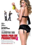 I Want Candy - Spanish Movie Poster (xs thumbnail)