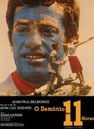 Pierrot le fou - Brazilian Movie Poster (xs thumbnail)