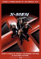 X-Men - DVD cover (xs thumbnail)