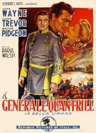 Dark Command - Italian Movie Poster (xs thumbnail)