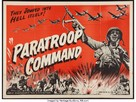 Paratroop Command - British Movie Poster (xs thumbnail)