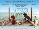 Alamar - British Theatrical poster (xs thumbnail)