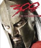 300 - Japanese Blu-Ray movie cover (xs thumbnail)
