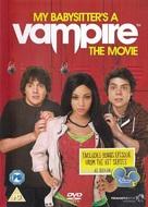 My Babysitter's a Vampire - British Movie Cover (xs thumbnail)