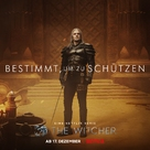 """""""The Witcher"""" - Danish Movie Poster (xs thumbnail)"""