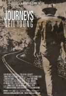 Neil Young Journeys - Canadian Movie Poster (xs thumbnail)