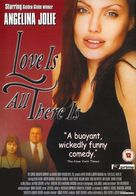 Love Is All There Is - British Movie Cover (xs thumbnail)