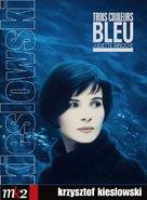 Trois couleurs: Bleu - French DVD cover (xs thumbnail)