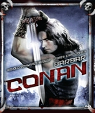 Conan The Barbarian - Czech Blu-Ray movie cover (xs thumbnail)