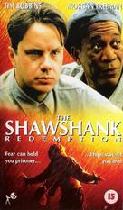 The Shawshank Redemption - British Movie Cover (xs thumbnail)