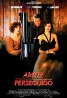 Love at Large - Spanish Movie Poster (xs thumbnail)