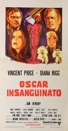 Theater of Blood - Italian Movie Poster (xs thumbnail)