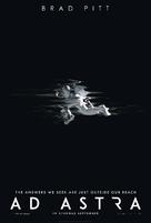 Ad Astra - British Movie Poster (xs thumbnail)