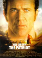 The Patriot - Theatrical movie poster (xs thumbnail)