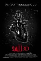 Saw 3D - Movie Poster (xs thumbnail)