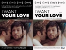 I Want Your Love - British Movie Poster (xs thumbnail)