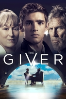 The Giver - Movie Cover (xs thumbnail)