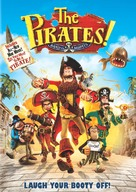 The Pirates! Band of Misfits - DVD movie cover (xs thumbnail)