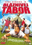 Daddy Day Camp - Czech DVD movie cover (xs thumbnail)