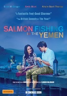 Salmon Fishing in the Yemen - Australian Movie Poster (xs thumbnail)