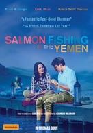 Salmon Fishing in the Yemen - Australian Movie Poster (xs thumbnail)