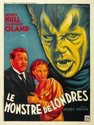 Werewolf of London - French Movie Poster (xs thumbnail)