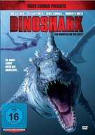 Dinoshark - German DVD cover (xs thumbnail)