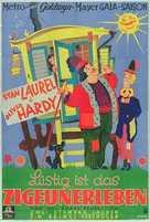 The Bohemian Girl - Austrian Movie Poster (xs thumbnail)