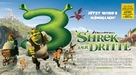 Shrek the Third - German Movie Poster (xs thumbnail)