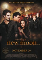 The Twilight Saga: New Moon - British Movie Poster (xs thumbnail)