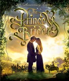 The Princess Bride - Blu-Ray movie cover (xs thumbnail)