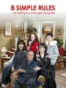 """8 Simple Rules... for Dating My Teenage Daughter"" - Movie Poster (xs thumbnail)"