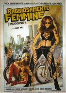 Switchblade Sisters - Italian Movie Poster (xs thumbnail)