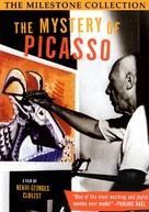 Le mystère Picasso - DVD cover (xs thumbnail)