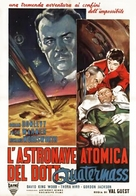 The Quatermass Xperiment - Italian Movie Poster (xs thumbnail)