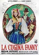 Fanny Hill - Italian Movie Poster (xs thumbnail)