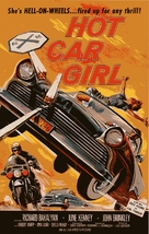 Hot Car Girl - Movie Poster (xs thumbnail)