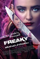 Freaky - Thai Movie Poster (xs thumbnail)