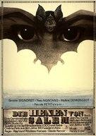 Les sorcières de Salem - German Movie Poster (xs thumbnail)