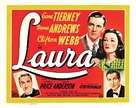 Laura - British Movie Poster (xs thumbnail)