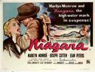 Niagara - Theatrical movie poster (xs thumbnail)